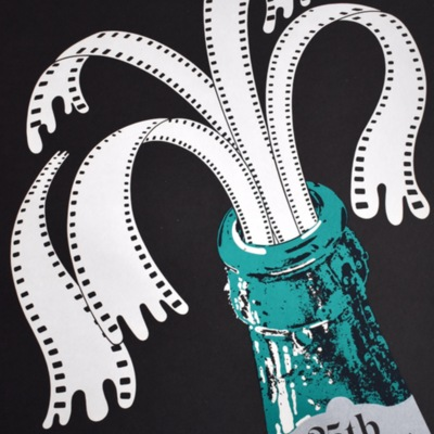 Cork International Film Festival poster from 1980